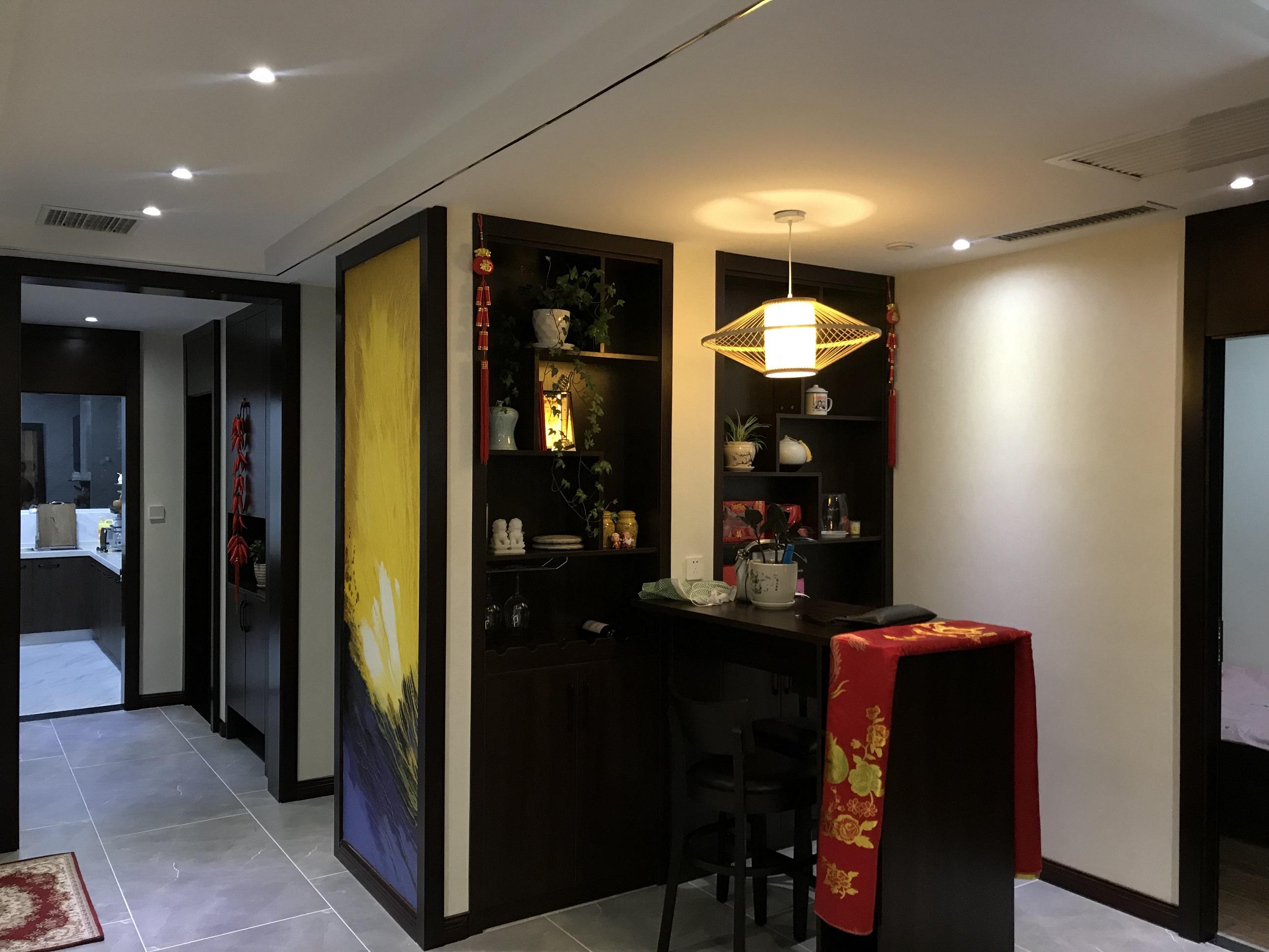 天玺台110㎡新中式