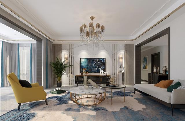 2020年客厅趋势:突破一成不变的设计,让客厅功能变得更加多元化
